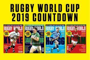 Free Rugby World Cup guide with Rugby World's latest issue