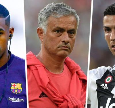 Barcelona, Mourinho and the winners and losers of the summer transfer window