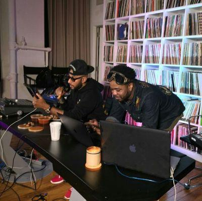 Watch Swizz Beatz And Just Blaze Compete In A Two-Hour Beat Battle