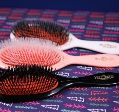 This luxury hairbrush that costs $170 is the hill I'll die on - but my second favorite brush is only $10