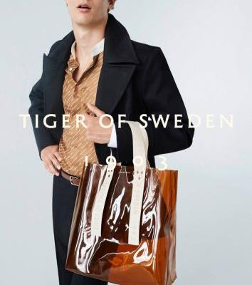 Felix Gesnouin is Chic for Tiger of Sweden Spring '19 Campaign