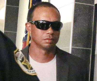 Tiger Woods pleads guilty to DUI