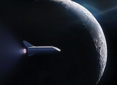 Who will be the first private passenger to the moon? SpaceX will tell us today