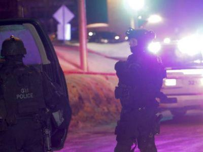 Five dead in 'barbaric' shooting at mosque in Quebec City: reports