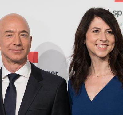 Jeff and MacKenzie Bezos have made their divorce official in a $38 billion settlement, making the author the third richest woman in the world