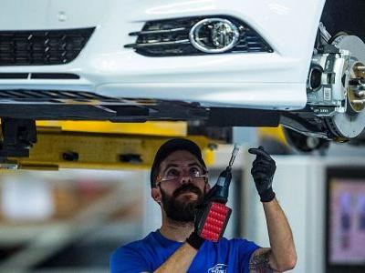 Automakers are rallying after China says it will reduce tariffs on US cars