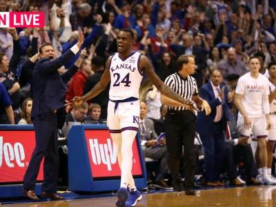 Villanova vs. Kansas: Live score, updates, highlights from Wildcats-Jayhawks game