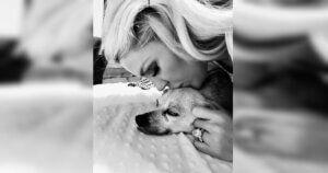 Real Housewives Star Says Goodbye To Her Dog Of Almost 18 Years
