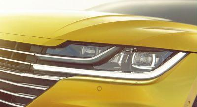 VW Arteon Gets Ready For Its Big Debut In Geneva