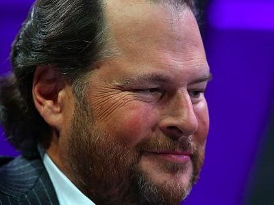 Salesforce is in talks to buy MuleSoft, briefly sending shares through the roof