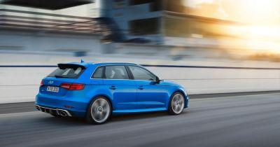 The New Audi RS3 Sportback Laughs In The Face Of Your Mercedes A45