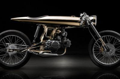 Limited edition motorcycles halfway between imagination and reality
