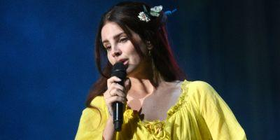 "Lana Del Rey Releases New Song ""Love"""