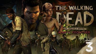 The Walking Dead: A New Frontier: Episode 3 now available for Xbox One