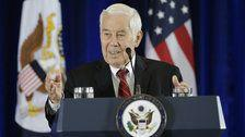 Richard Lugar, Former U.S. Senator And Foreign Policy Powerhouse, Dies At 87