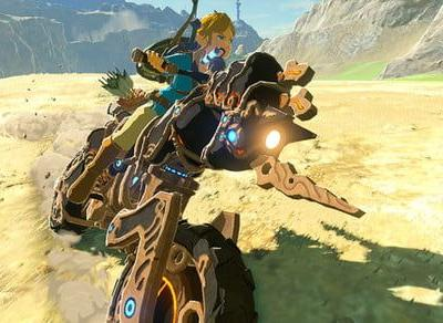 The Legend of Zelda: Breath of the Wild tagged as franchise's best-selling game
