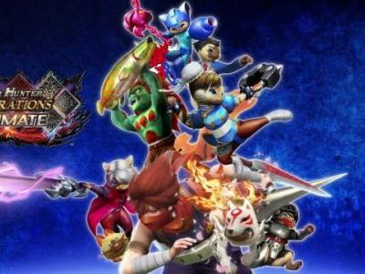 Monster Hunter Generations Ultimate Capcom Crossover Trailer Released