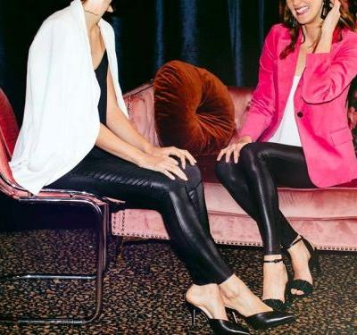 Spanx is best known for its shapewear, but its leggings are the real unsung heroes - we asked 4 women to try different styles