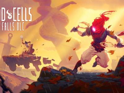 Contest: Win the new Dead Cells DLC, Fatal Falls, for PC and consoles