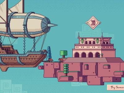 Merchant of the Skies Enters Steam Early Access on July 30th