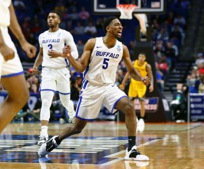 After being 'just happy' with win in March Madness last year, Buffalo has new approach