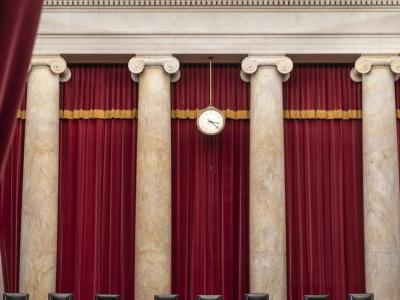 Supreme Court keeps a lower profile, but for how long?