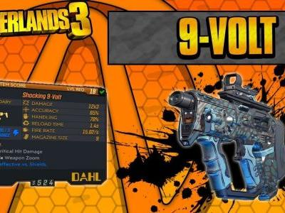 Borderlands 3: Best Guns to Get Early | Game Rant