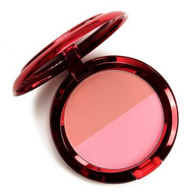 MAC Melba/Lovecloud Powder Blush Duo Review & Swatches