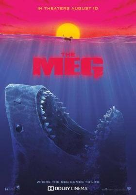 New Posters for The Meg