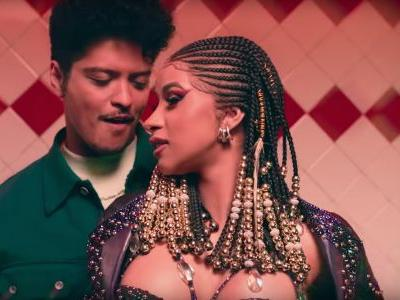 """Cardi B and Bruno Mars' """"Please Me"""" Video Is Full of Theater Kid Sensuality"""