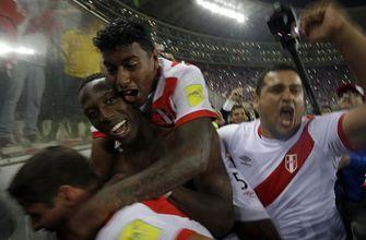 FIFA reminds World Cup-bound Peru about government meddling