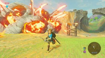The Legend of Zelda: Breath of the Wild Leaks Online
