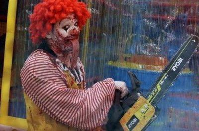 Ultra-Violent Ronald McDonald Horror Spoof Is Hilariously
