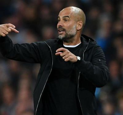 Guardiola calls on record-breaking Man City to 'win more'