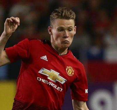 Man Utd atmosphere 'the best I've experienced' says McTominay after Liverpool draw