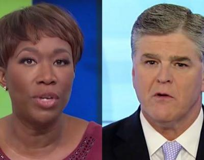 The Media Yawns at Homophobic Posts on Joy Reid's Blog.Now Imagine If It Were Hannity