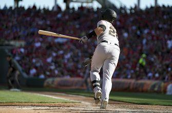 Giants activate catcher Buster Posey from concussion list