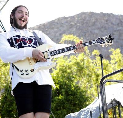 Oh Boy, Post Malone Is Performing With The Red Hot Chili Peppers At The Grammys