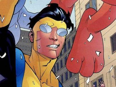 Walking Dead Creator Robert Kirkman's Superhero Comic Invincible Is Now Becoming A TV Show