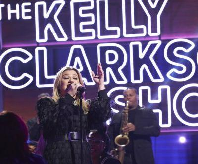 The Kelly Clarkson Show Is Renewed For Season 2, Which Means More Kellyoke Covers
