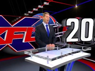 Here are the 8 cities getting XFL teams for the league's revamped 2020 season