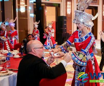 Guiyang Stood Out at the 2019 World Tourism Exchange China as a Promising Tourist City
