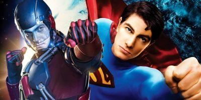 Legends of Tomorrow 'Invasion!' References Superman Returns