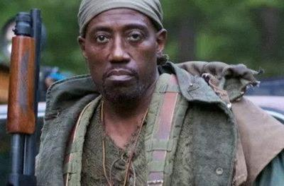 Wesley Snipes Takes on Villain Role in Casino Heist Thriller