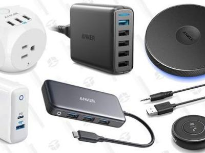 Charge Smarter In 2019 With Amazon's New Year's Eve Anker Sale