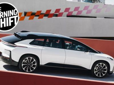Faraday Future Gets $225 Million to Give It Yet Another Go