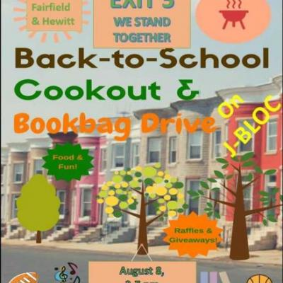 WLWT CommUNITY: Evanston residents organize back-to-school drive