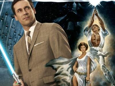 Jon Hamm Wants to Squeeze Into the Star Wars Movie Franchise Somehow