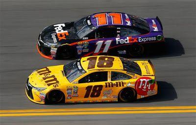 Kyle Busch looking to learn from Clash for Daytona 500