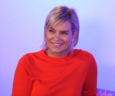 Yolanda Hadid is 'happy to be alive' with Lyme disease